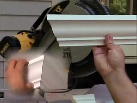 Installing Crown Moulding - Décor Moulding (Toronto)