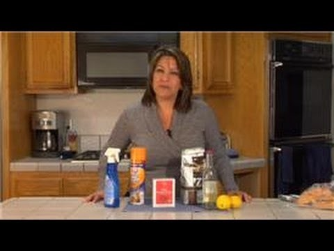 Kitchen Basics : How to Get Rid of the Burnt Food Smell in a House