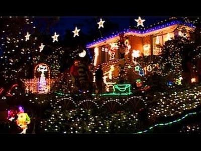 Ultimate Christmas Lights Ep 1 - Build Outdoor Display