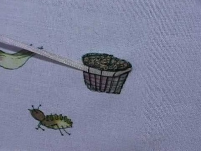 Woven Filling Stitch