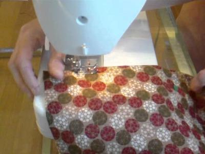 12 Weeks till Christmas Bonus Project 1 2011 Sewing Christmas Napkins