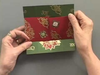 Amazing Folded Cards Instruction DVD by Hot Off The Press Inc