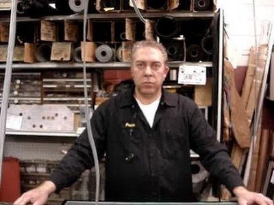 Build Plexi Glass Storm Window 4 Minutes - Mr. Hardware