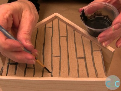 Create a Magical Fairy House with Aleene's Original Tacky Glue