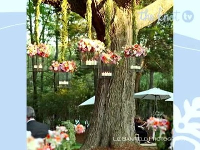 Decorating a Wedding With Candles -- The Knot