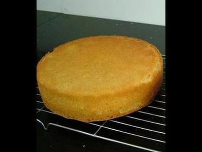 Eggless Sponge Cake Video Recipe by Bhavna - Silken Tofu Cake Recipe
