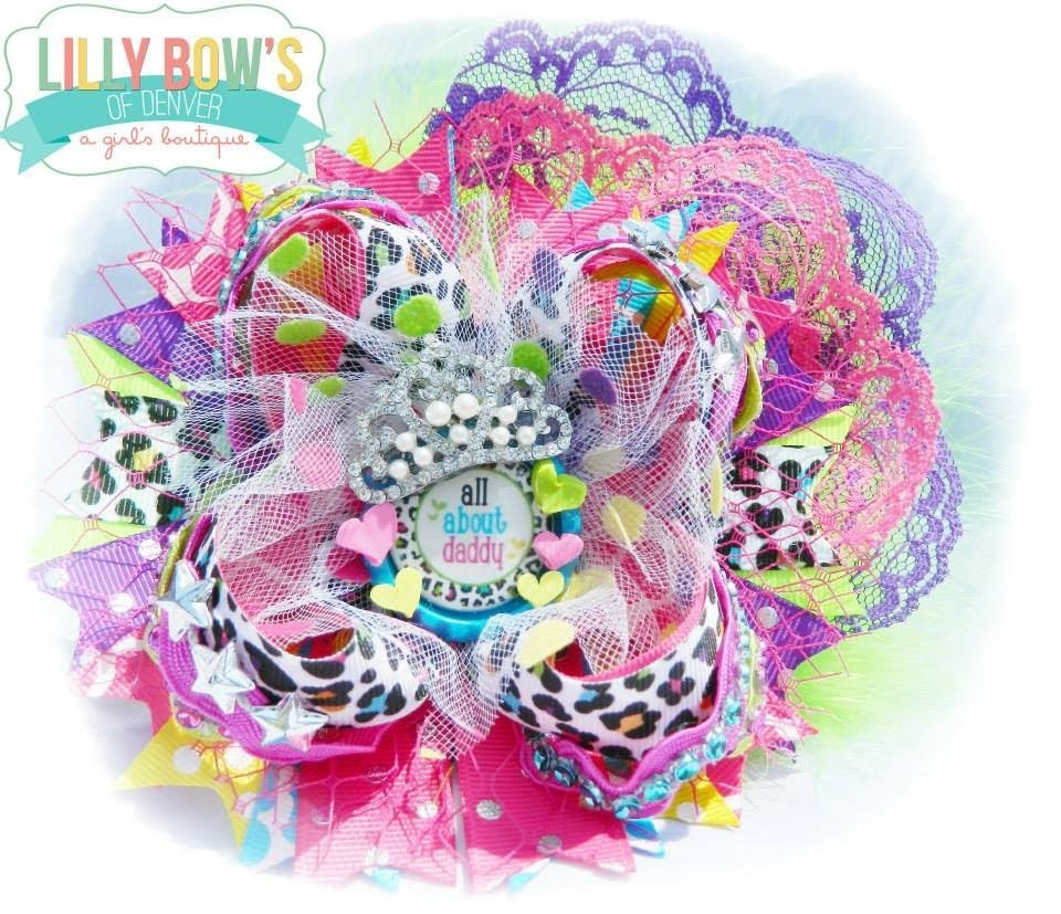 Guest Weekend! *Adding lace to your hairbows (how to add lace to your bows)