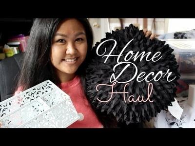Home Decor & Organization Haul