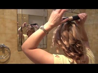 How to do GHD Curls simple and easy!