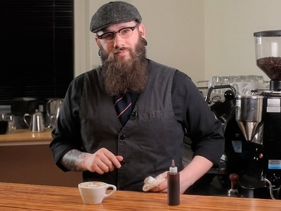 How to Do Latte Art with Ryan Soeder | Latte Art
