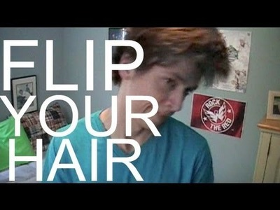 How To Flip Your Hair