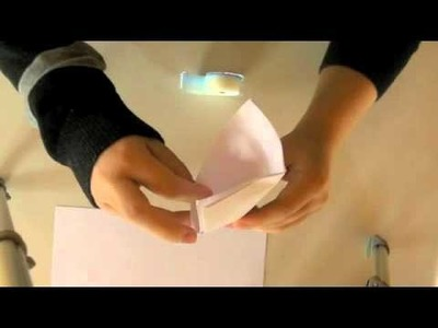 How To Make A Paper Bomb ( Water Balloon )