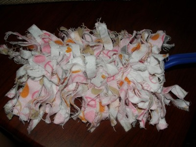 How to Make a Swiffer Duster Reusable Pad