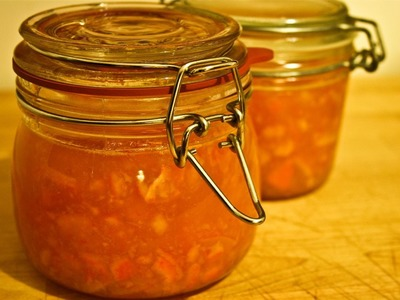 How to make Fast Marmalade