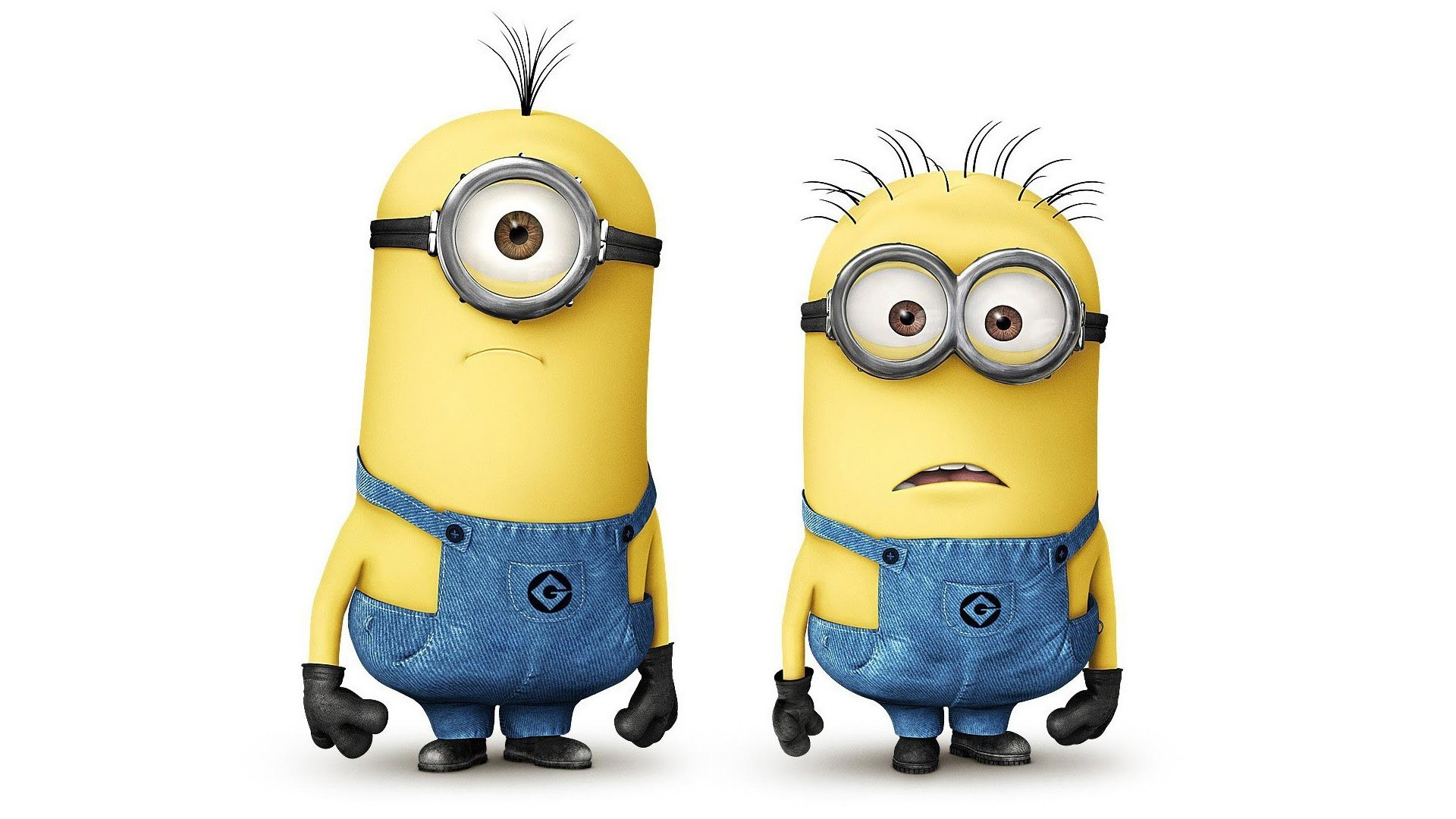 How to make minion clay doll