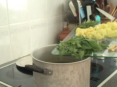 How to make nettle soup