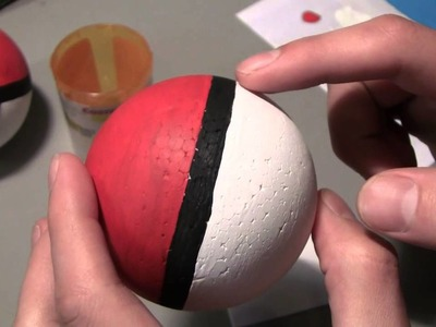 How to make Pokeballs!