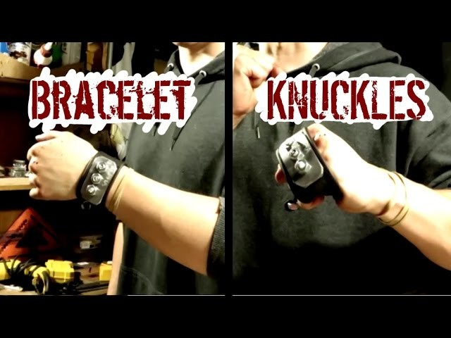 How to Make: Thrasher Bracelets