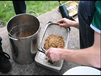 How to make your own beer - Part 1 : Brewing.