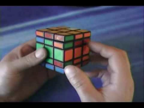 How to Solve a C4Y 3x3x5  Pt. 1