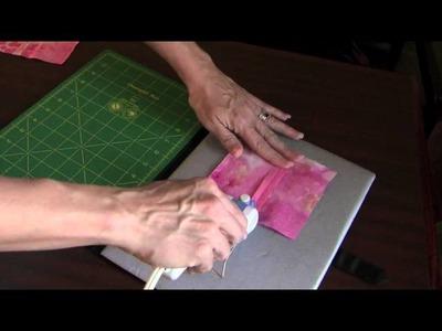 How to Use the Dritz Petite Press Portable Iron