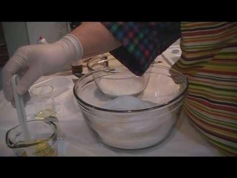 Make Handmade  Bath Bombs Part 1