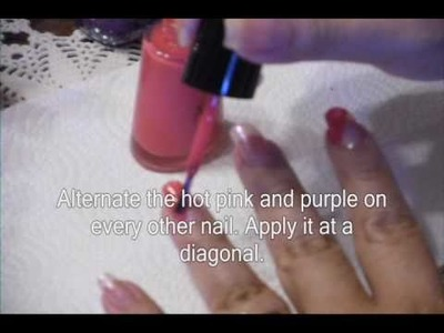 Nail Tutorial: How to Make a Simple Heart Nail Design