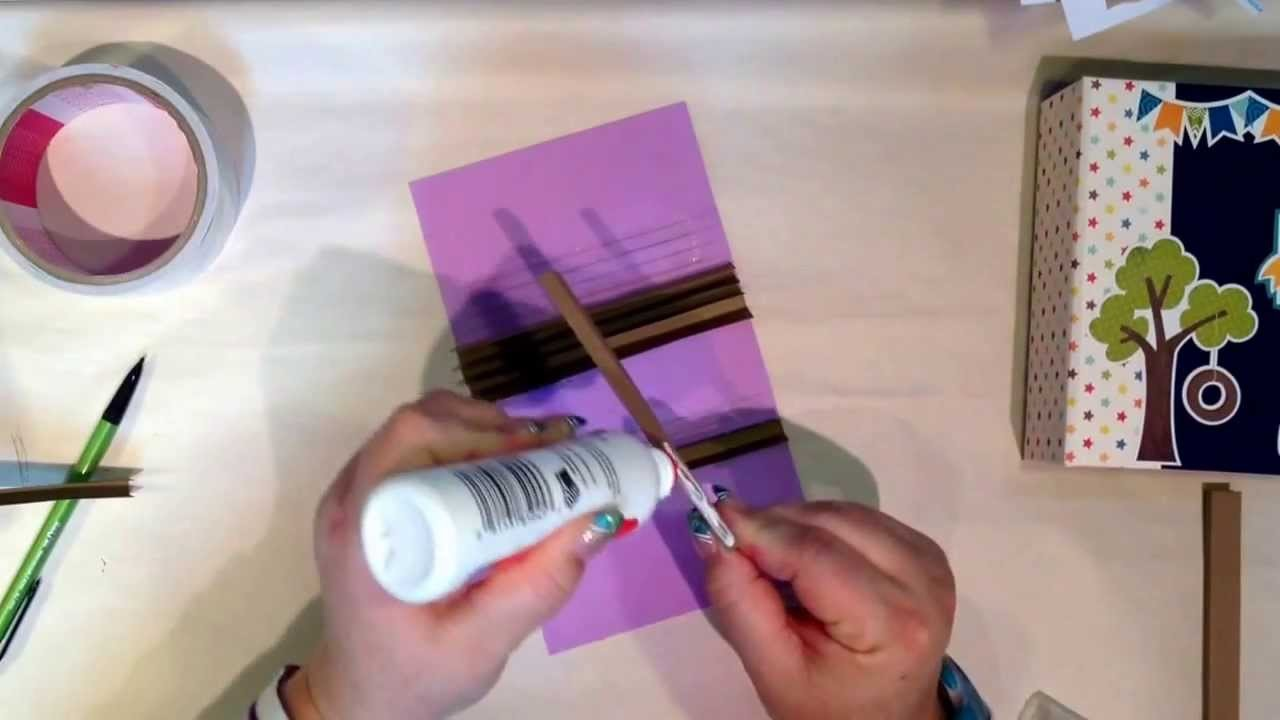New binding method tutorial, spellbinder to make tags tutorial, make gears with circle punch!