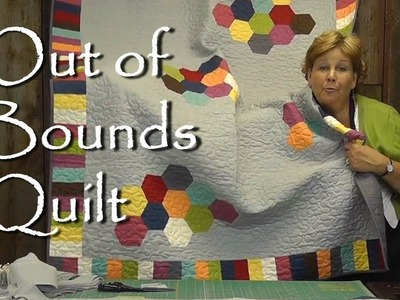 Out of Bounds Quilt - Modern Quilting Project