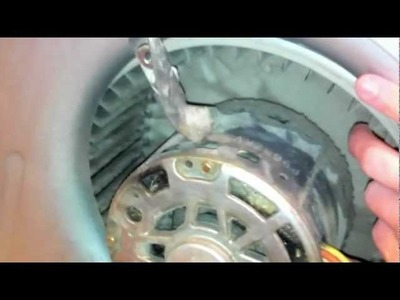 Replace Blower Motor and Circuit Board in Furnace - DIY