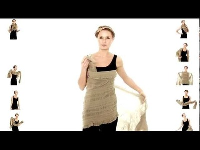Scarf Guide - How to Tie the Multi Scarf in Ten Ways