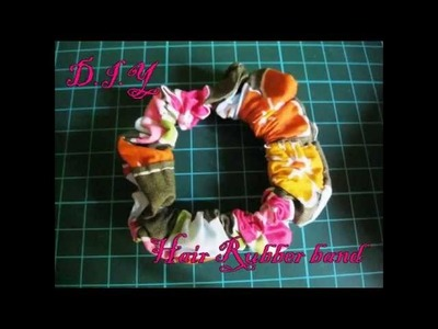 Sewing Rubber Band - Tutorial Video