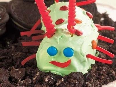 Simon the Centipede Recipe - Kids Love It!