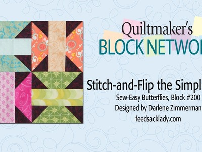 Stitch-and-Flip the Simple Way