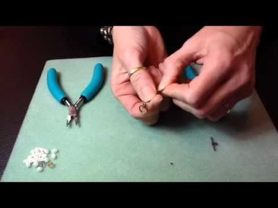 Stringing and Crimping tutorial with Laura Gasparrini (part