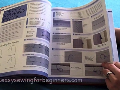 The Sewing Book by Alison Smith - Review