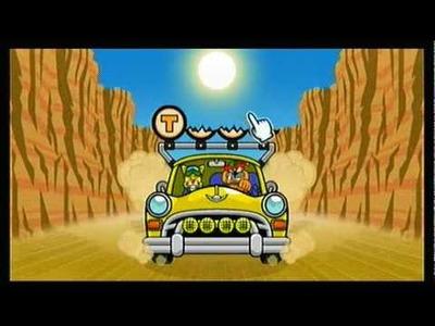 WarioWare D.I.Y. - Dribble & Spitz - Game Blender