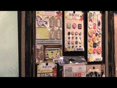 Bo Bunny  - Sweet Life Collection -  CHA 2015