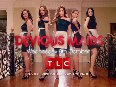 Brand New & Exclusive to TLC UK - #DeviousMaids