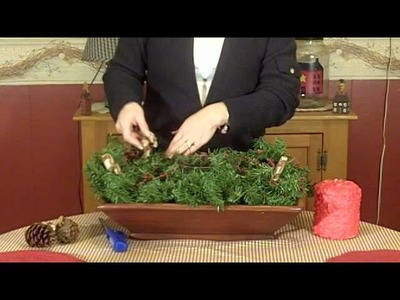 Christmas Centerpiece - Christmas Decorating Ideas