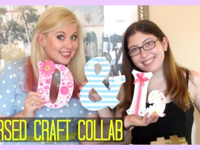 Cursed Craft Collab! | Sprinkle of Glitter
