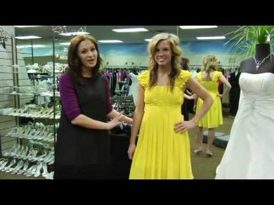 Fashion Advice: Dresses : How to Choose a Sundress That Flatters Your Figure