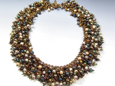 FREE Project: Fireworks Necklace
