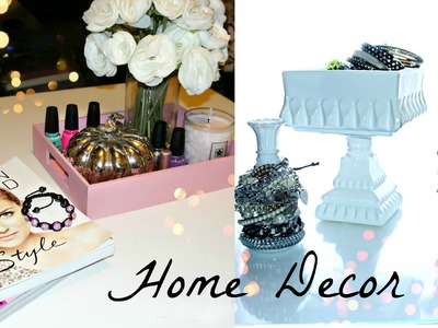 Home Decor Haul - Hidden Treasures