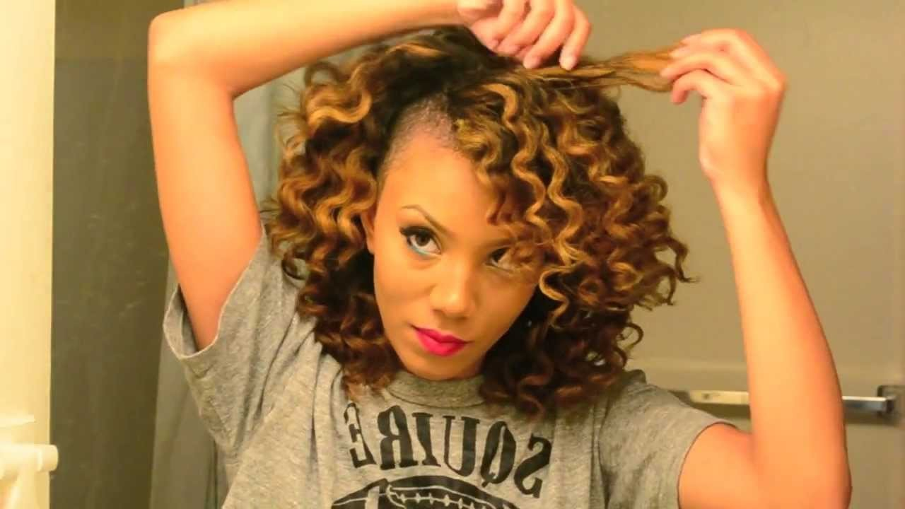 How to Get Perfect Bantu Knot Out Results on Dry Natural Hair