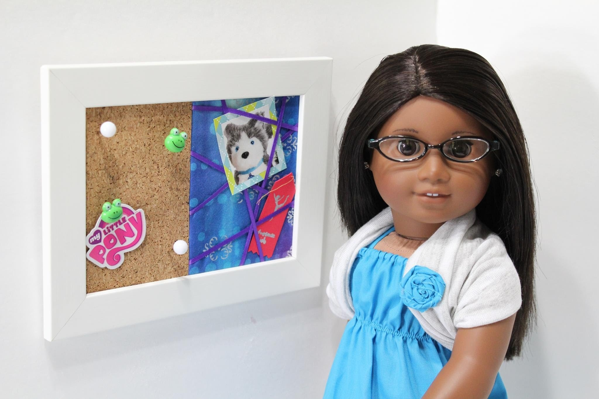 How to Make a Doll Message Board | The Gabby Diaries: Compromise