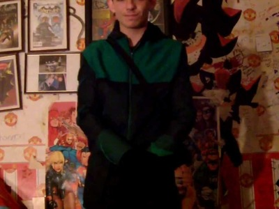 How To make a Green Arrow Costume, Bow & Quiver