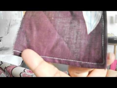 How to make a hijab with ruffles