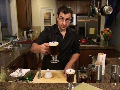 How to Make an Irish Coffee