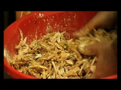 How to make onion bhaji